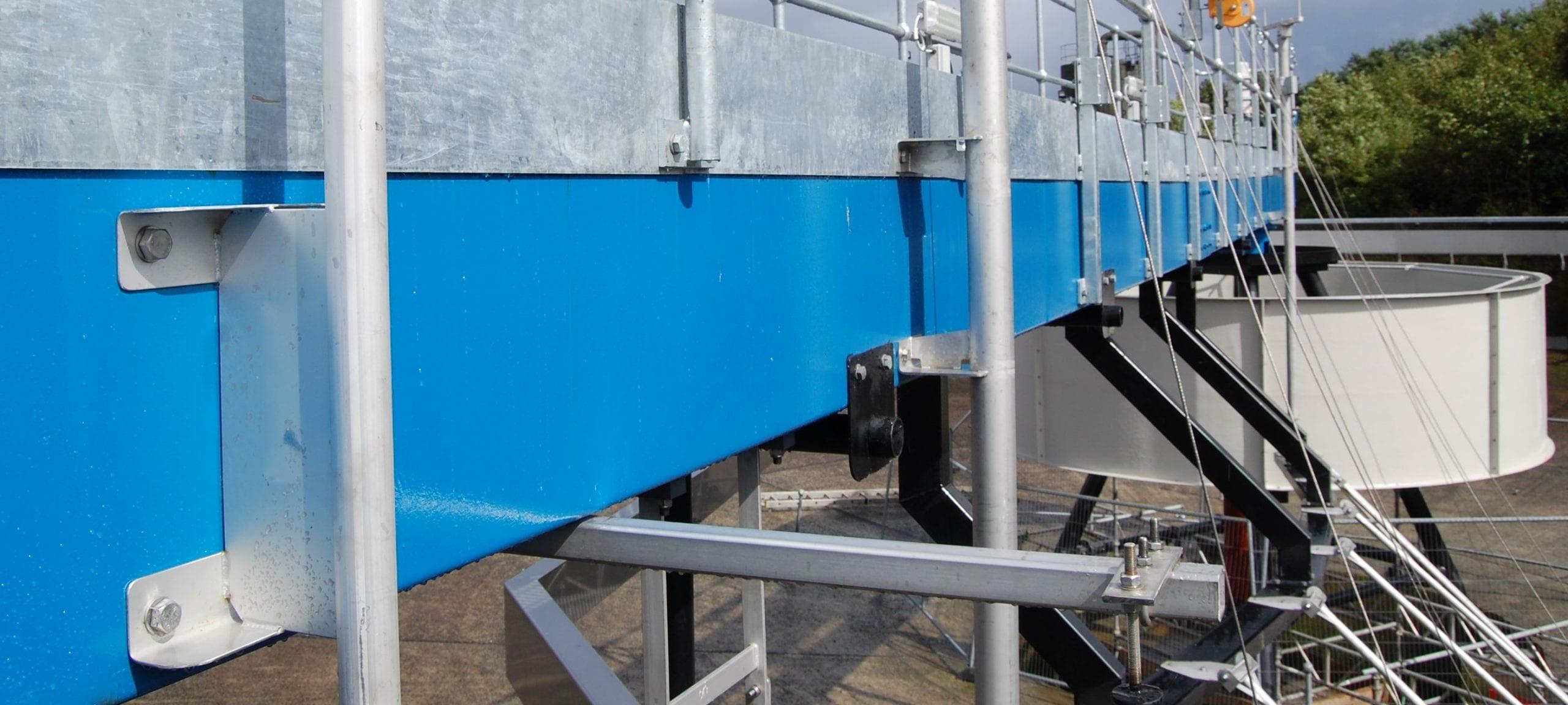 Culmore Waste Water Treatment Works (WwTW) Image