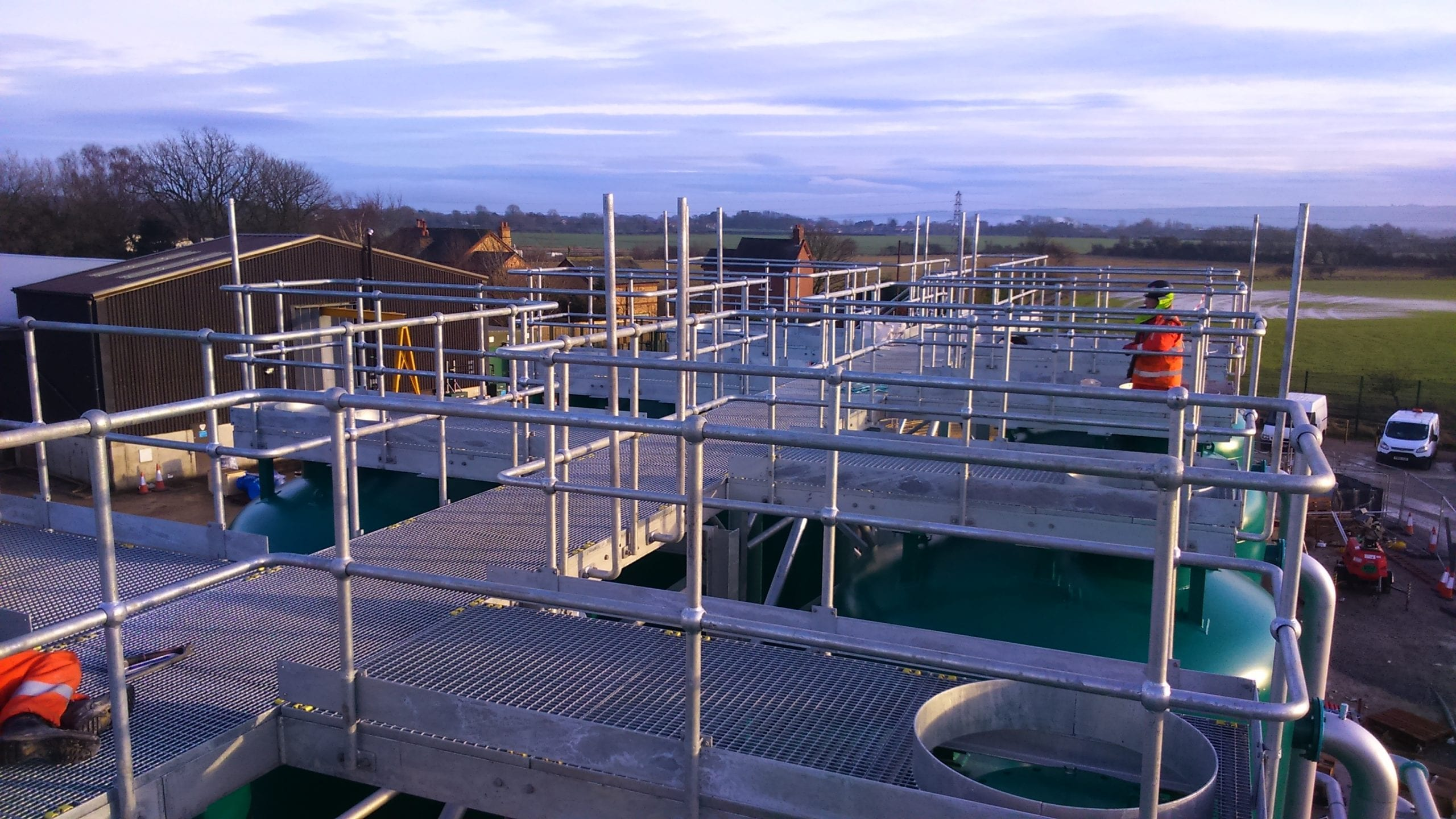 Irton Water Treatment Works (WTW) Featured Image