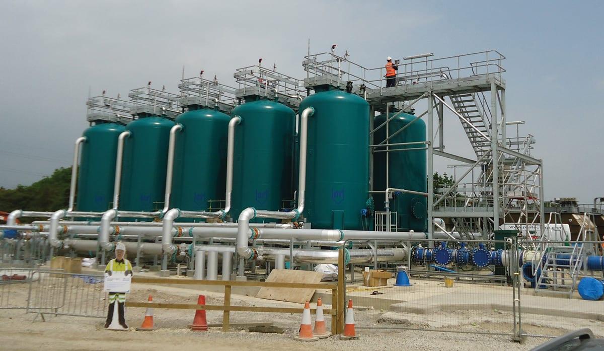 Irton Water Treatment Works (WTW) Image