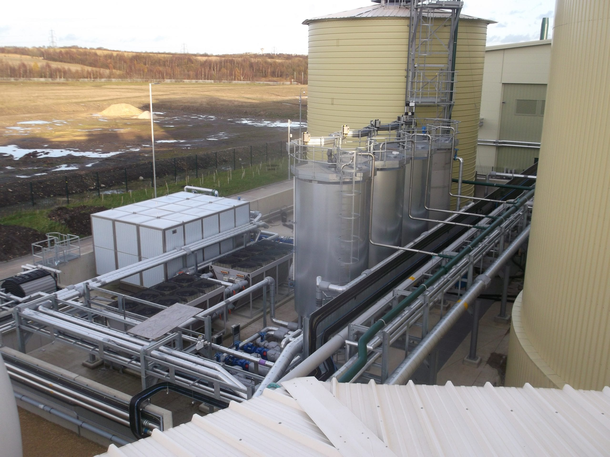Wakefield Anaerobic Digestion Plant Featured Image