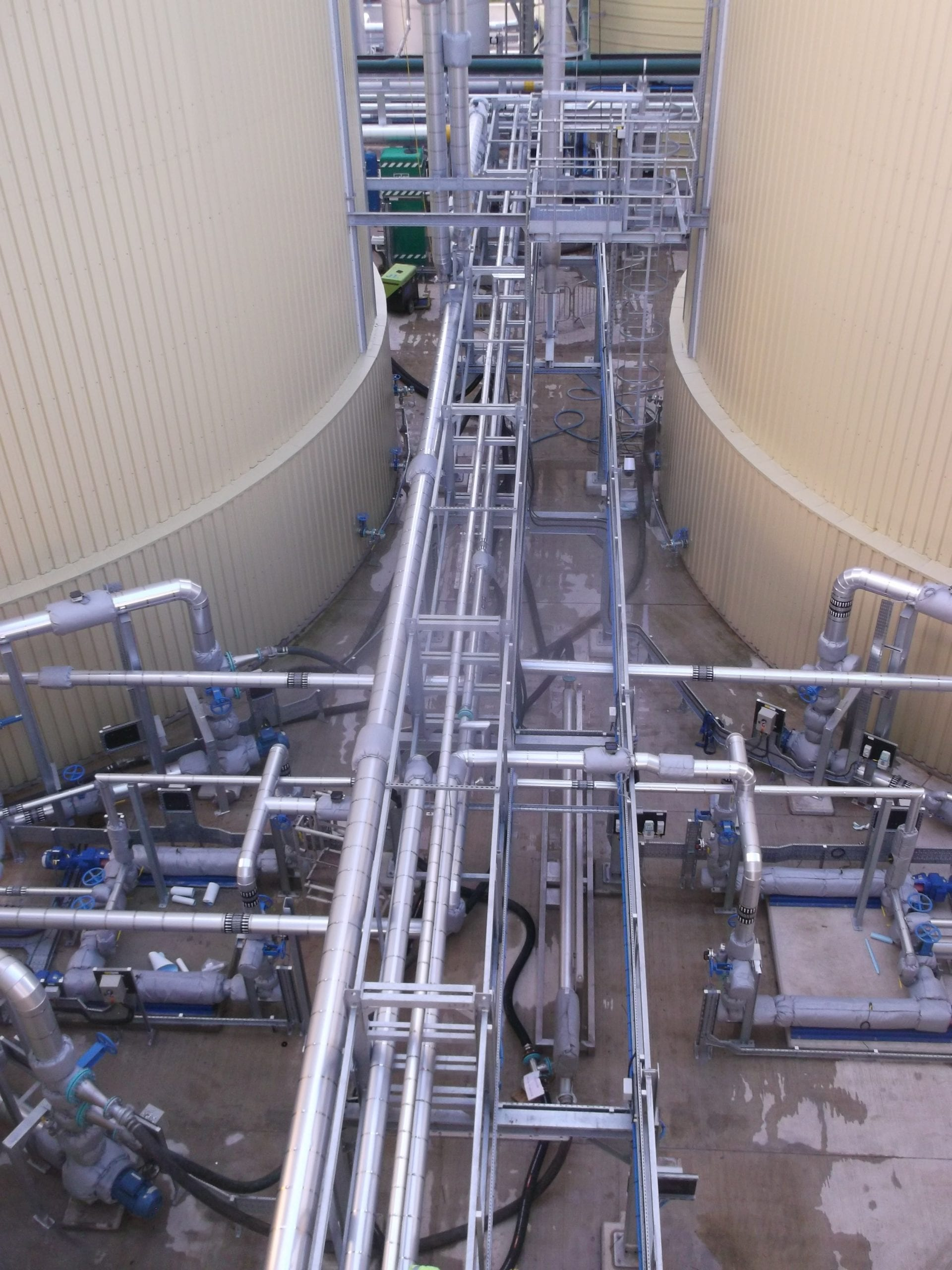 Wakefield Anaerobic Digestion Plant Image
