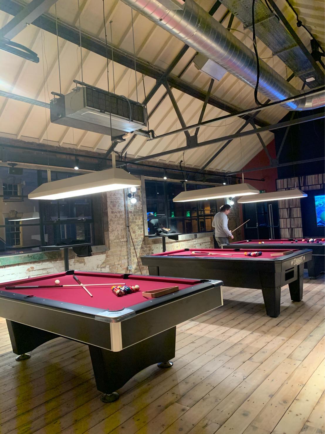 PINs Social Club, Liverpool Image