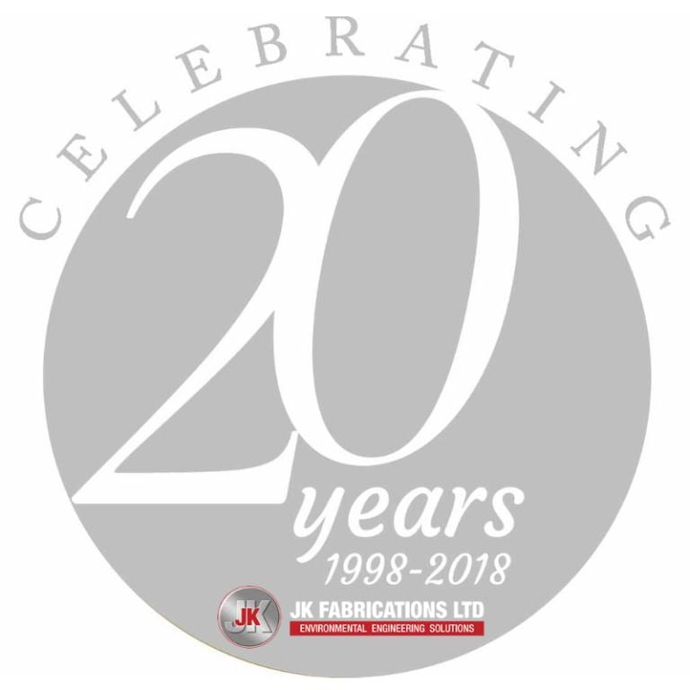 JK Fabrications is supporting 20 years in Business! Featured Image