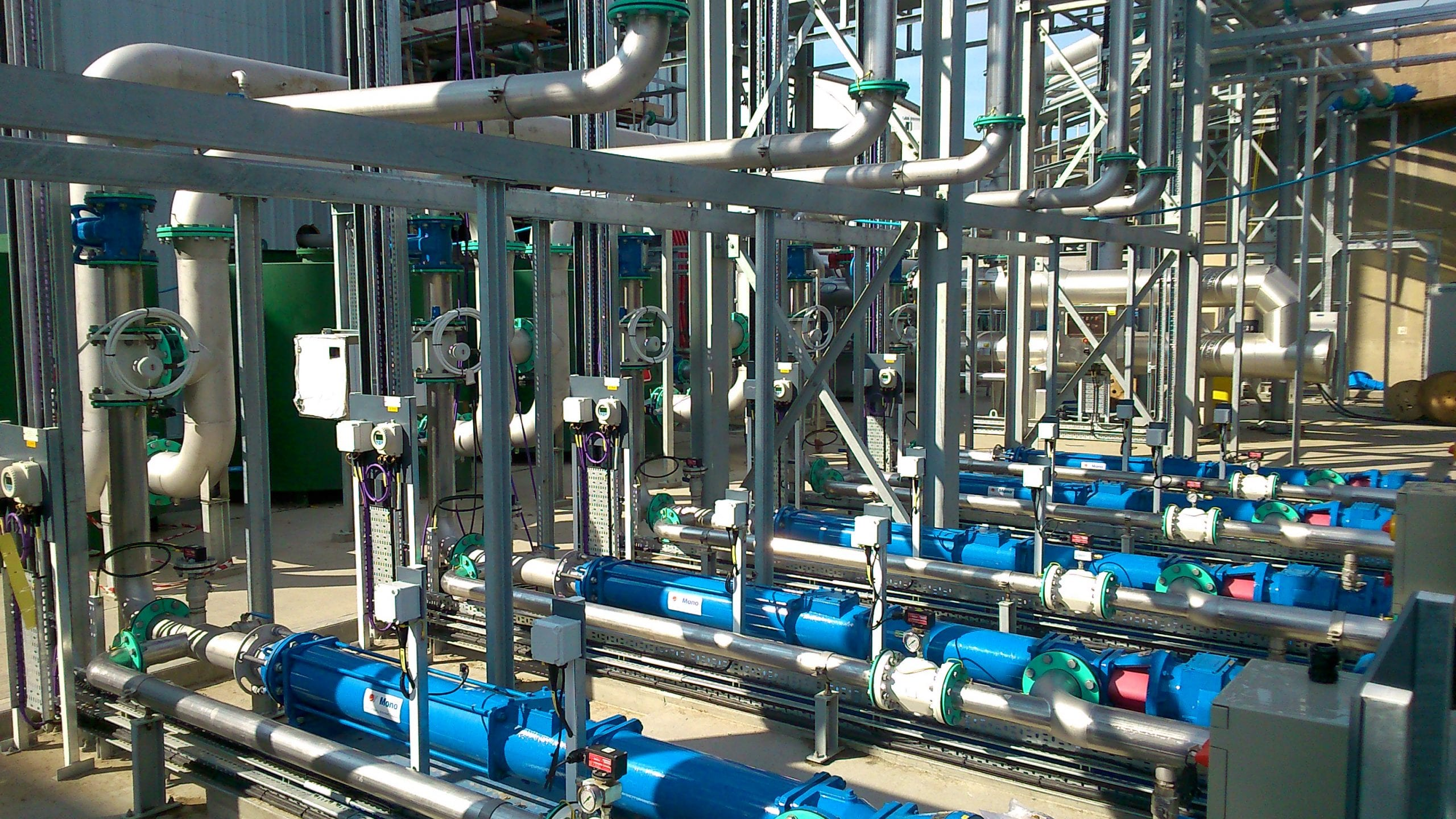 Crossness and Beckton Thermal Hydrolysis Plants Featured Image