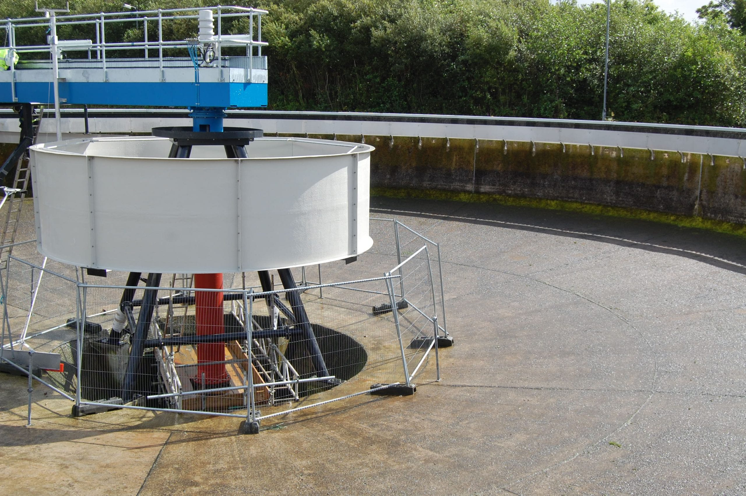Culmore Waste Water Treatment Works (WwTW) Image