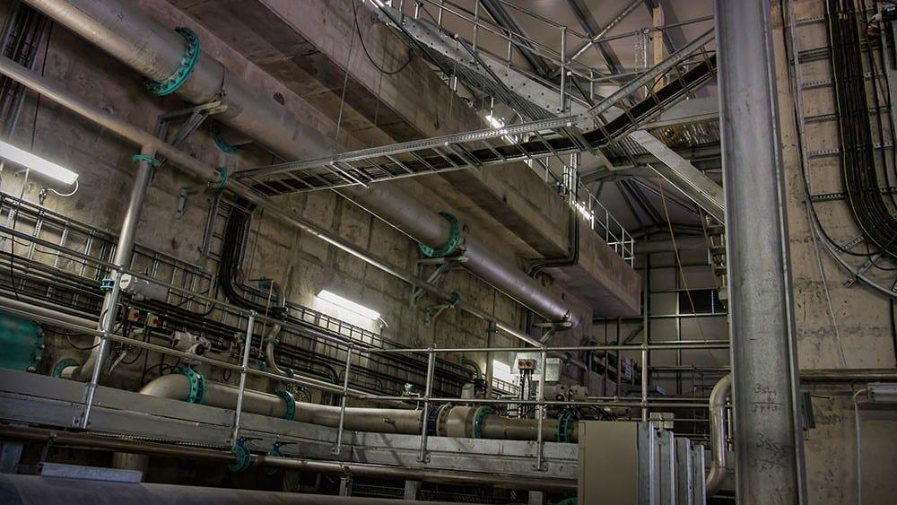 Killyhevlin Water Treatment Works (WTW) Image