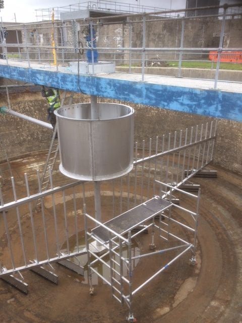 Lough Egish Water Treatment Works (WTW) Image