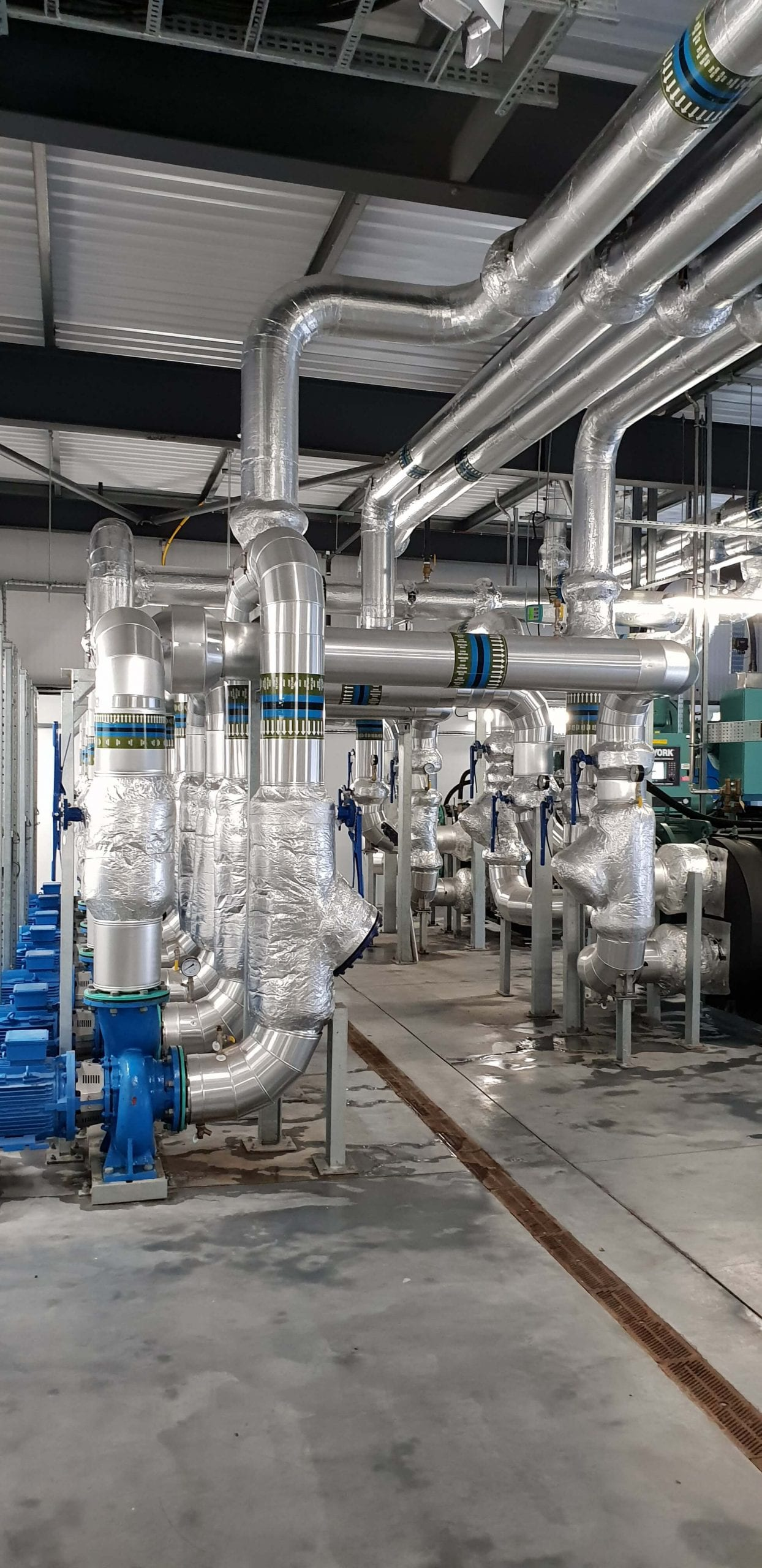 Norbrook Laboratories, Station Works Image