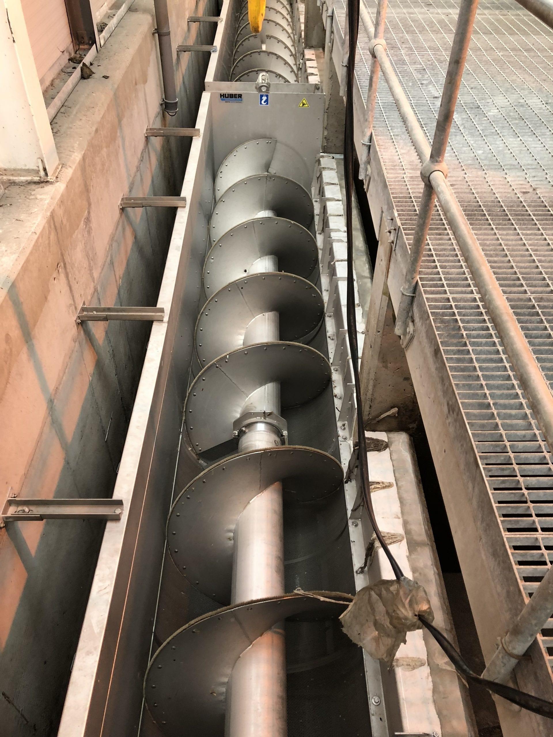 Sydenham Sewage Pumping Station (WwTW) Image