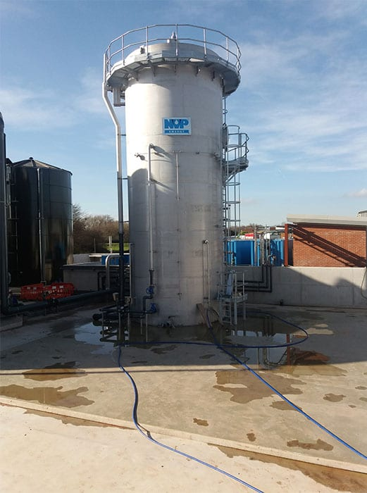 Anaerobic Digestion Demonstrator Plants Image