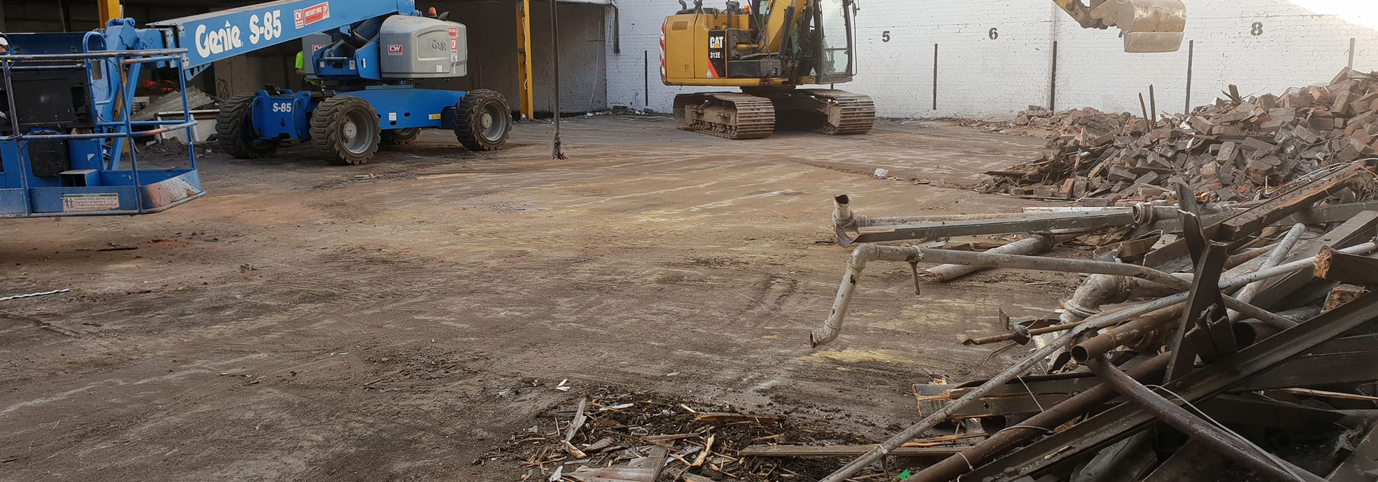 Demolition Featured Image